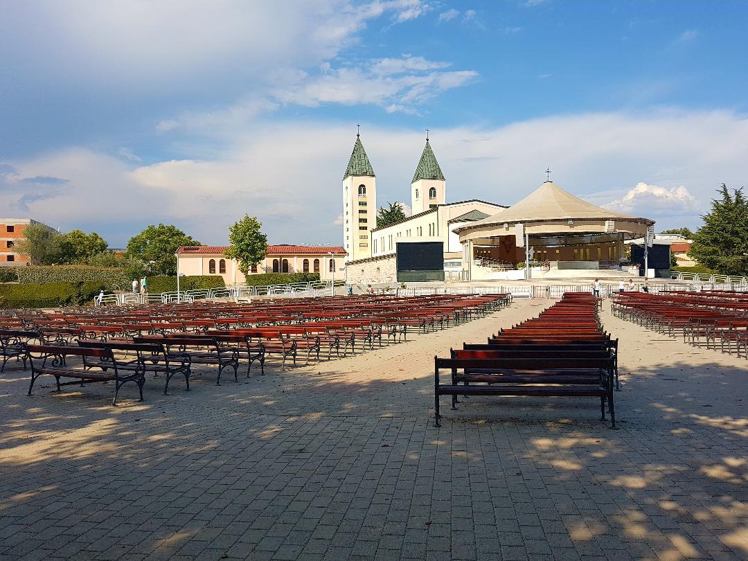 Naš samostan i Međugorje