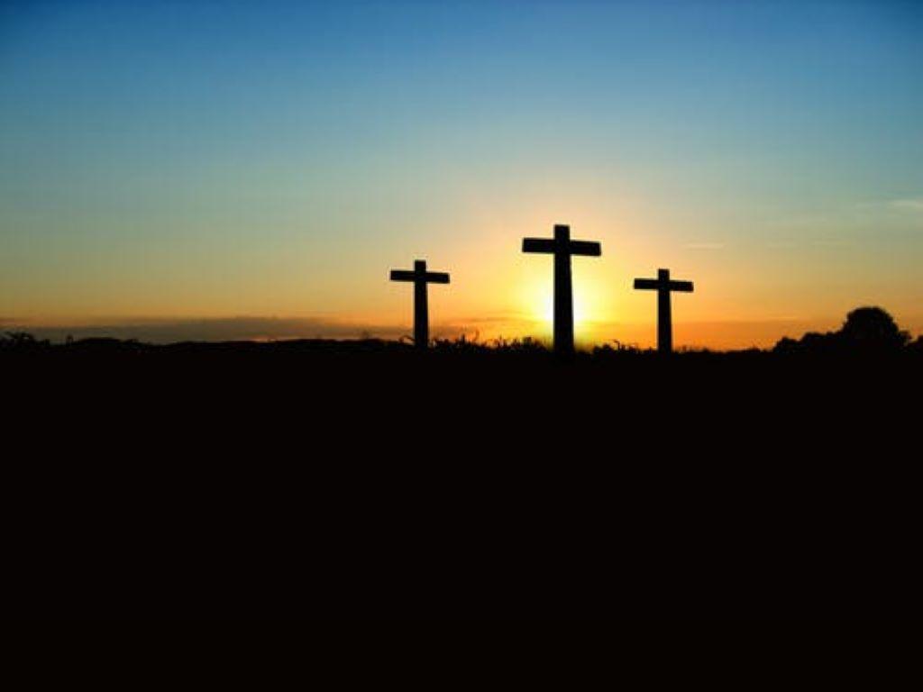 U križu Bog objavljuje svoje pravo lice