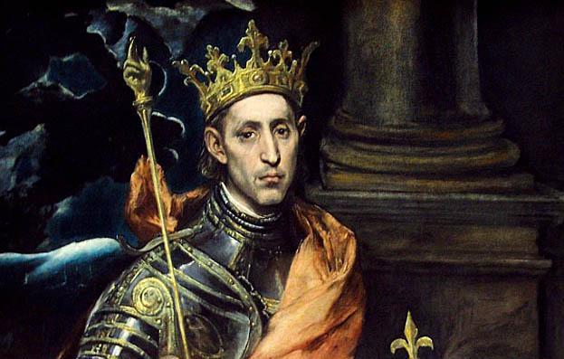 Sveti Ljudevit, kralj