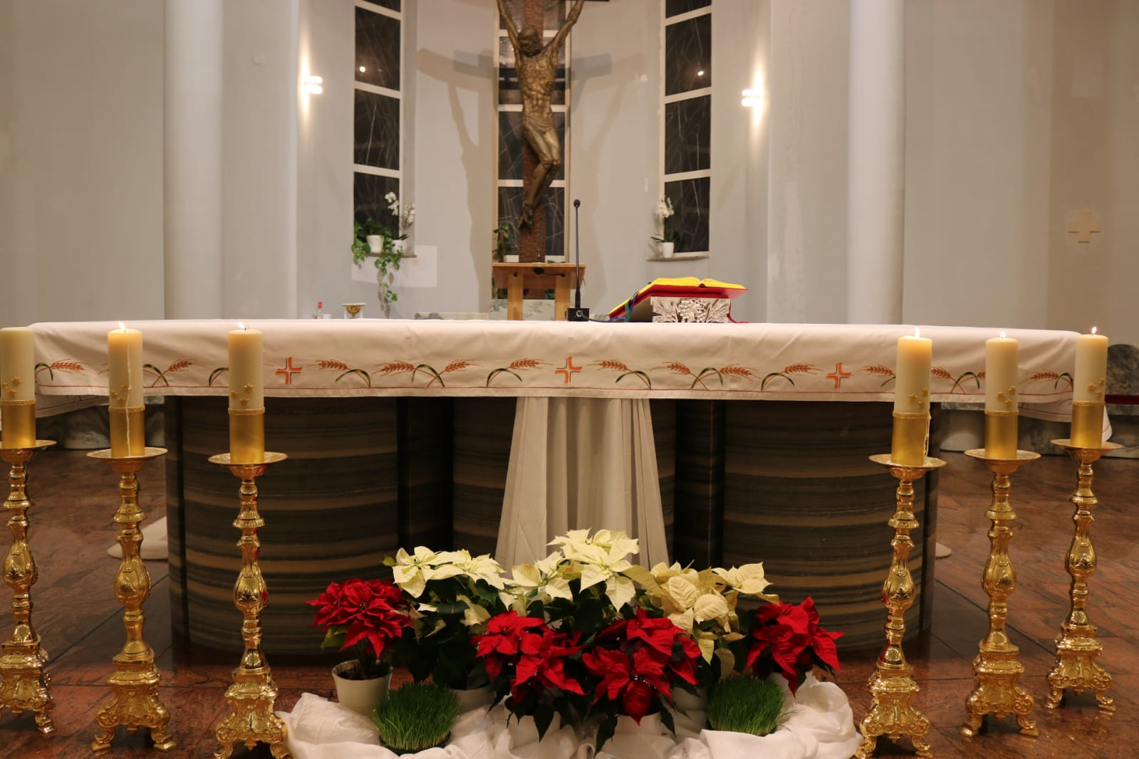 Raspored misnih slavlja u našoj crkvi